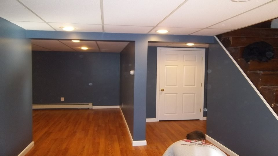 Blue Basement